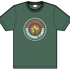 Green Drum Sticks Shirt
